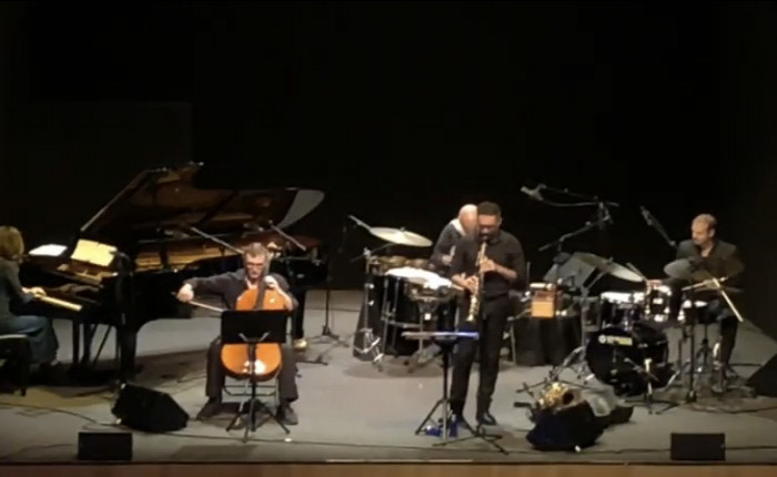 Tania Giannouli Ensemble live at JAZZMADRID17 - part 2