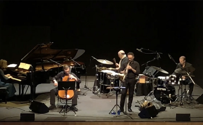 Tania Giannouli Ensemble live at JAZZMADRID17 - part 1